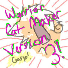 cat creator warrior cat maker ver 3 by runtyiscute1999 on deviantart