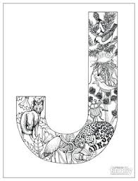 Library Of Downloadable Colouring Pages Browse The 200 Plus Choices Coloring LettersAlphabet