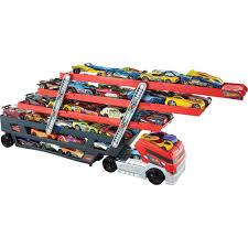 100 Hot Wheels Car Carrier Truck Mega Hauler Walmartcom