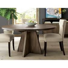 monarch 60 round dining table crate and barrel furniture