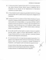 Declaran Procedencia De Candidaturas En El PRI