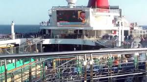 Carnival Pride Deck Plans 2015 by Carnival Freedom Jan 4 To 10 2015 Tour Of The Outside Decks Youtube