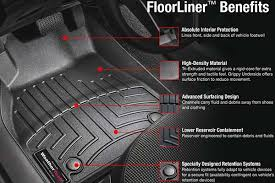 weathertech digitalfit custom floor liners ship free