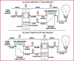problem with garage lights and two three way light switches