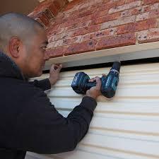 Garage Door Bottom Seal For Uneven Floor by Cobra Roller Door Bottom Bristle Brush Seal Cleverseal