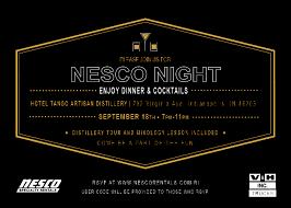 100 Vh Trucks NESCO Night With VH At Hotel Tango NESCO Specialty Rentals