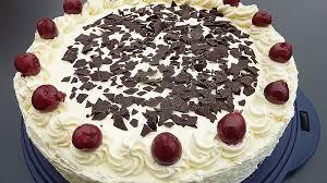 einfache schwarzwaldschnitten bzw torte