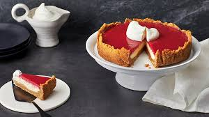 erdbeer himbeer ricotta torte