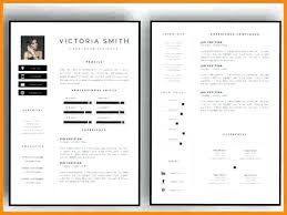 Resume Template Pages 2 Page Templates Best Pertaining To Cv
