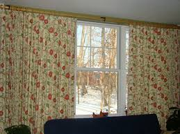 Walmart Curtain Rods Wood by Curtains U0026 Draperies U2013the Facts