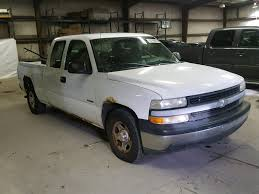 100 2000 Chevy Truck For Sale Salvage Chevrolet SILVERADO For