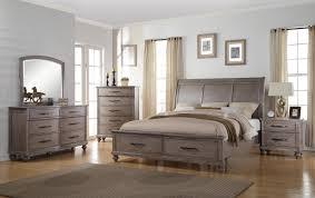 Amazon Langley 5 Piece Eastern King Storage Bedroom Set with