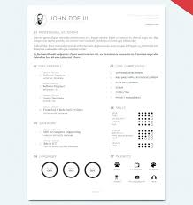 Resume Templates Indesign Minimalist Template Creative Free Printable 5 Cv