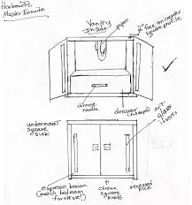 Apothecary Chest Plans Free by Cabinet Plans For Bathroom Vanity Apothecary Cabinet Plans Free