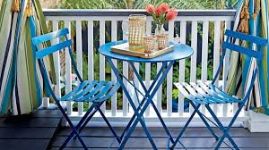 Tiny Porches And Patios That Are Giving Us Major Inspiration All Weather Outdoor Patio Fniture Sets Vermont Woods Studios Small Metal Garden Table And Chairs Folding Cafe Tables And Chairs Outside With Big White Umbrella Plant Decor Benson Lumber Hdware Evaporative Living Ideas Architectural Digest Superstore Melbourne Massive Range Low Prices Depot Best Large Round Outside Iron Home Marvellous How To Clean Store Garden Fniture Ideas Inspiration Ikea