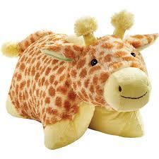 Giraffe Pillow Pet