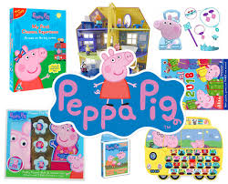 a merry peppa pig gift guide ideas for