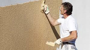 fassade renovieren mit dem richtigen putz