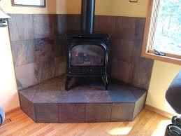hearth pad for wood stove simple tile slate wood stove platform