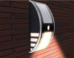 bright solar wall lights lighting design ideas