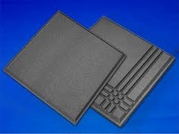 Soundproof Drop Ceiling Home Depot by 18 Soundproof Suspended Ceiling Tiles Fireproof Acoustic