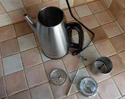 Parts In A Coffee Percolator