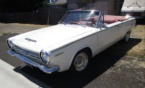 100 1964 Dodge Truck Saw This Poor Dart Convertible Today General
