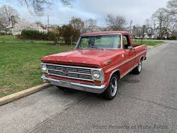 100 Used Pickup Truck Beds For Sale 1968 D Ranger Short Bed At WeBe