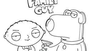 Breathtaking Coloring Pages Family Guy Fee X A Previous Image Wallpaper Picture Best Kids