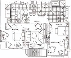 Mgm Grand Floor Plan by Mgm Signature 2 Bedroom Nrtradiant Com