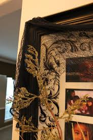 Halloween Fireplace Mantel Scarf by Decorating For Halloween A Spooky Bookshelf And Fireplace Mantle