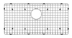 Sink Grid Stainless Steel by Daweier 30