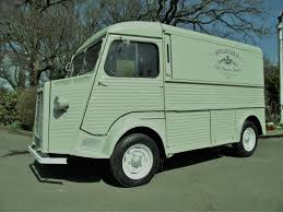 EBay: CITROEN HY VAN 1953 | Vans And Trucks | Pinterest | 1960s Cars ...