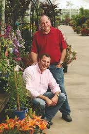SPONSOR CONTRIBUTED ON THE GROW AJ Petitti and dad Angelo reap