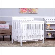 Mini Cribs Twin Portable Dresser Solid Wood Alma Toddler Mini