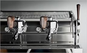 One Of Slayers Espresso Machines