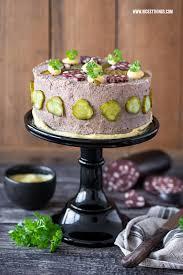 leberwursttorte herzhafte torte mit leberwurst nicest things