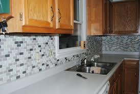 interior groutless backsplash mother of pearl tile groutless