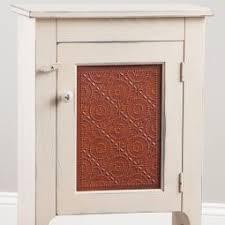 Old Mill Panel In Rustic Tin