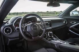 Review 2016 Chevrolet Camaro 2LT