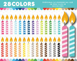 Birthday candle clipart Birthday cake clipart Candle clip art Birthday candle graphics Happy birthday clipart Cake candle clipart CL 1172 from