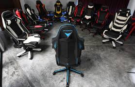 Official DXRacer Singapore | Best Computer Chair | PC Gaming ... Best Gaming Chair 2019 The Best Pc Chairs The 24 Ergonomic Gaming Chairs Improb Gamer Computer Nook Pinterest Secretlab Titan Softweave Chair Review Titanic Back Omega Firmly Comfortable Sg Cheap In 5 Great That Will China Workwell Game Factory Selling 20 Awesome Collection Of Console 21914 Nxt Levl Alpha Series M Ackblue Medium 20 Top For Gamers Ign