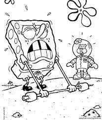 Spongebob Online Coloring Pages