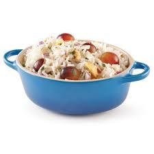 cuisine salade de riz salade de riz pommes et raisins recettes cuisine et nutrition