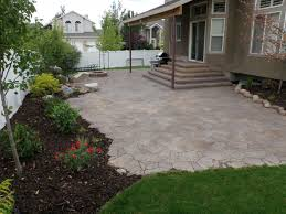 Flat Rock Patio With Mulch And Custom Built Stone Stairs – Frost ... Backyards Chic Backyard Mulch Patio Rehabitual Homes Bliss 114 Fniture Capvating Landscaping Ideas For Front Yard And Aint No Party Like A Free Mind Your Dirt Pictures Simple Design Decors Switching From To Ground Cover All About The House Time Lapse Bring Out Mulch In Backyard Youtube Landscape Using Country Home Wood Chips Angies List Triyaecom Dogs Various Design Inspiration For New Jbeedesigns Outdoor Best Weed Barrier Borders And Under Playset Playground