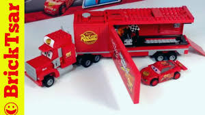 Lego Lightning Mcqueen Inspirational Lego Cars 2 Mack S Team Truck ... Dan The Pixar Fan Cars Mack Truck Playset Fashion Accsories 2017 Hot Sell Disney Deluxe Diecast Transforming Toyworld 2 Talking Lightning Mcqueen And Mack Truck Kids Youtube Sold Model X First Gear Die Cast 1 Ford Cars Mack Transportation Mcqueen Mcqueen Cars2 Toys Rc Turbo Toy Video Review 2pcs Lightning Mcqueen City Cstruction Lego Inspirational S Team 2pc W The