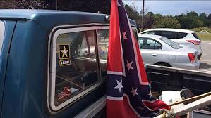 100 Confederate Flag Truck Armed Man Confronts NC Teen For Flying Flag In Truck