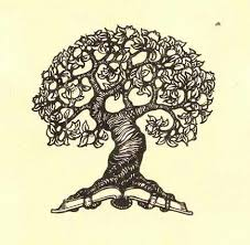 Combines Two Things Ive Wanted To Incorporate In A Tattoo Not Too Crazy About The Tree Design Itself But Love That Its Growing Out Of Book