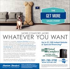 Get More Sales Event Total fort Heating and Air Conditioning