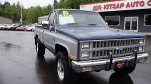 100 1981 Chevy Truck For Sale Chevrolet K30 Used Cars For Sale Port Orchard YouTube